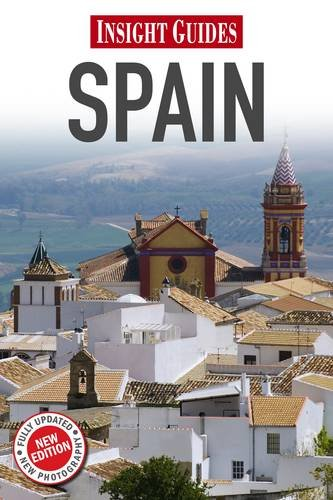 9789812822581: Spain (Insight Guides)