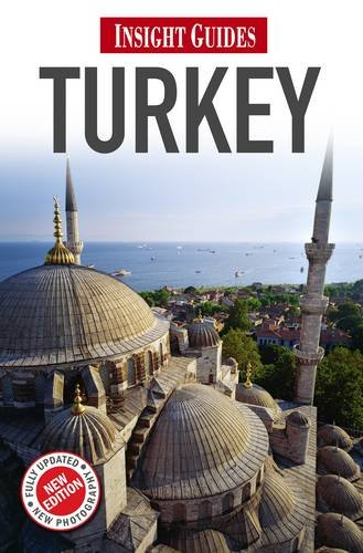 Turkey (Insight Guides) (9812822607) by Marc Dubin; Pat Yale; Terry Richardson