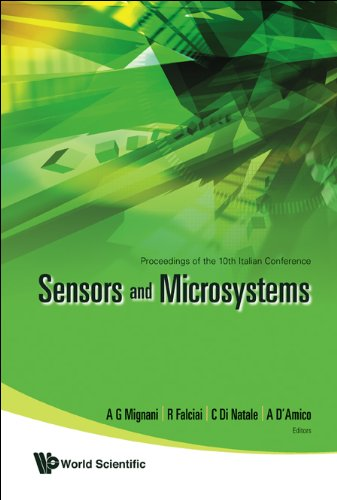 9789812833525: Sensors And Microsystems: Proceedings of the 10th Italian Conference Firenze, Italy 15-17 February 2005