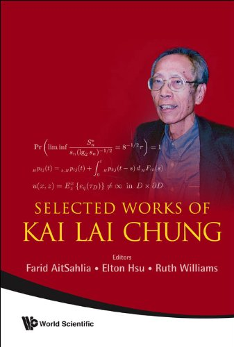 Selected Works of Kai Lai Chung: Williams, Ruth