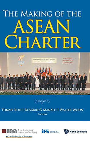 9789812833907: The Making Of The Asean Charter