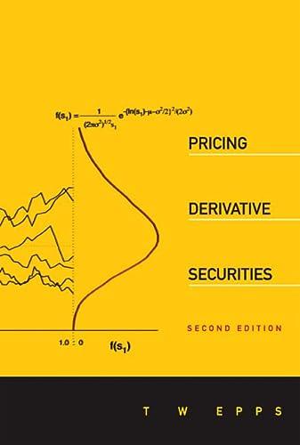 9789812833976: Pricing Derivative Securities