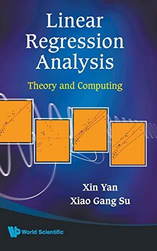 Linear Regression Analysis: Xin Yan