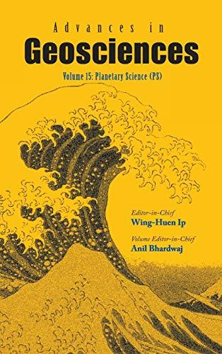 Planetary Science (Hardcover): Anil Bhardwaj