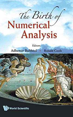9789812836250: The Birth of Numerical Analysis