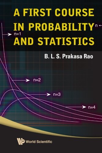 9789812836540: First Course In Probability And Statistics, A