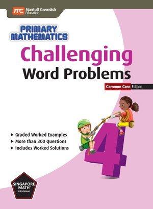9789812855329: Primary Mathematics Challenging Word Problems 4