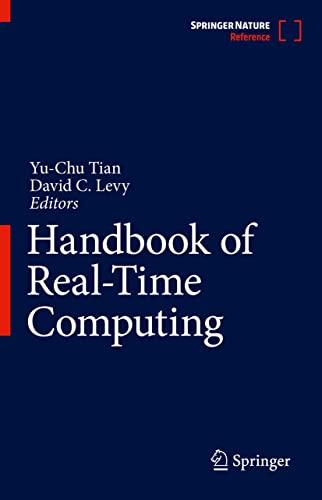 9789812872500: Handbook of Real-Time Computing