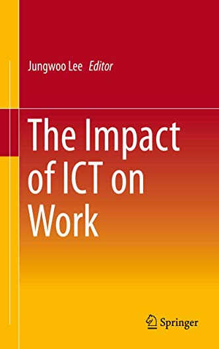 9789812876119: The Impact of ICT on Work