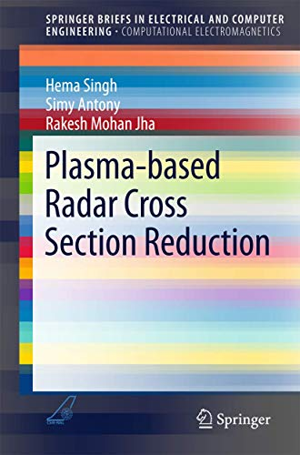 9789812877598: Plasma-based Radar Cross Section Reduction (SpringerBriefs in Electrical and Computer Engineering)