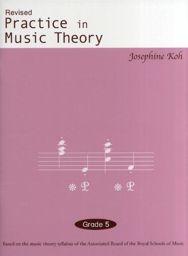 New Practice in Music Theory Grade 5: Josephine Koh