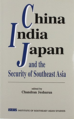 9789813016613: China India Japan and the Security of Southeast Asia
