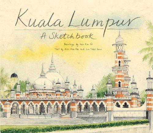 9789813018204: Kuala Lumpur Sketchbook