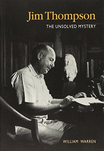 9789813018822: Jim Thompson: The Unsolved Mystery