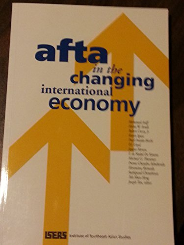 Afta in the Changing International Economy.: Tan, Joseph L.H. (ed.)