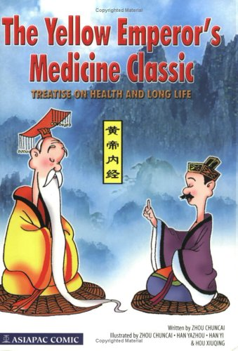 9789813068285: The Yellow Emperor's Medicine Classic: Treatise on Health & Long Life