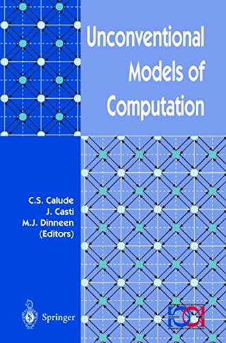 9789813083691: Unconventional Models of Computation (Discrete Mathematics and Theoretical Computer Science)