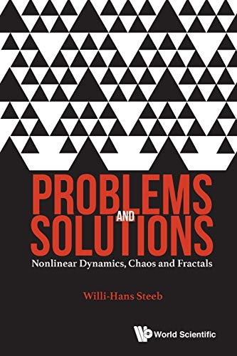 9789813140875: Problems and Solutions: Chaos, Nonlinear Dynamic, and Fractals