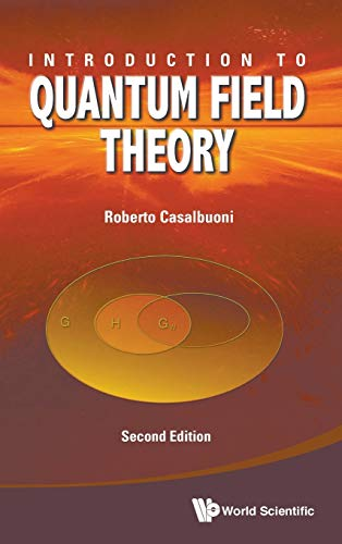 9789813146662: Introduction to Quantum Field Theory: Second Edition