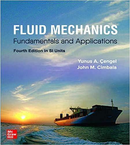 9789813157880: FLUID MECHANICS: FUNDAMENTALS AND APPLICATIONS, SI
