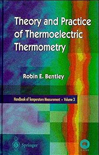 9789814021128: Handbook of Temperature Measurement: Vols 1-3