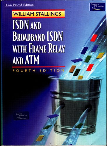 9789814035774: ISDN and Broadband ISDN with Frame Relay and ATM