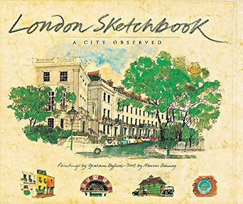 9789814068116: London Sketchbook: A City Observed (Sketchbooks)