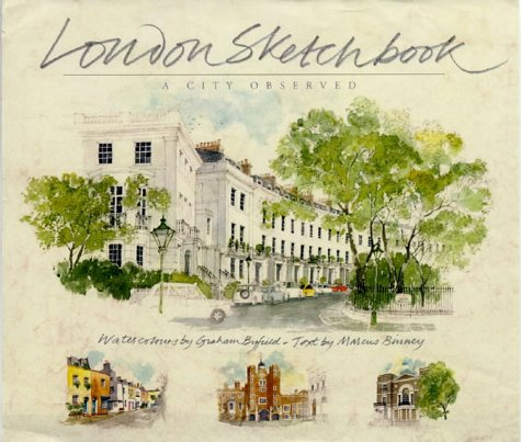 9789814068116: London Sketchbook: A City Observed (Sketchbooks)