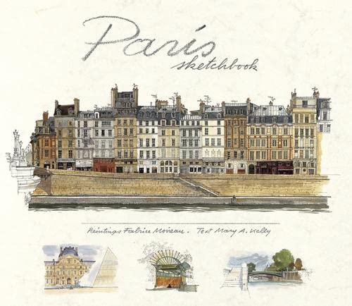 9789814068123: Paris Sketchbook