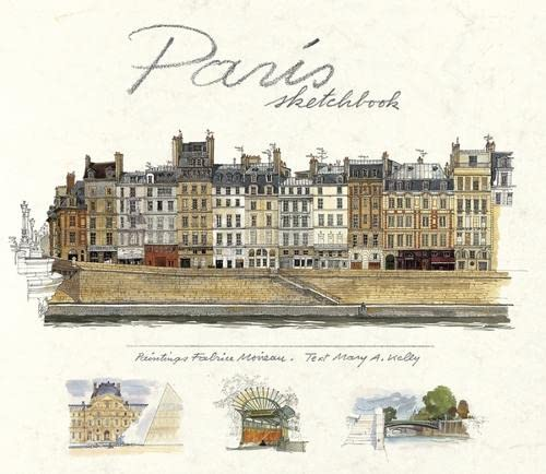 9789814068123: Paris Sketchbook