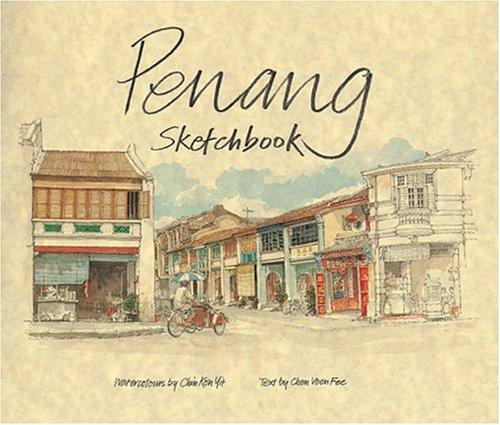9789814068307: Penang Sketchbook
