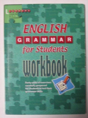 9789814070072: English Grammar for Students: Workbook