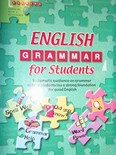9789814070126: English Grammar for Students