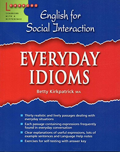 9789814107808: English For Social Interaction - Everyday Idioms