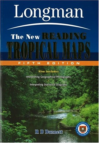 9789814114752: The New Reading Tropical Maps (Fifth Edition)
