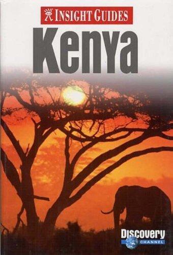 Kenya Insight Guide (Insight Guides): VV.AA.