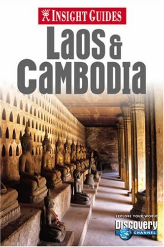 9789814120425: Laos & Cambodia (Insight Guides)