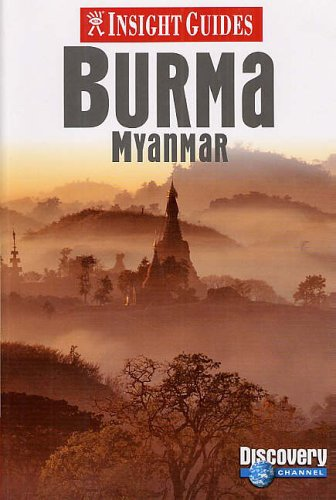 Burma Insight Guide (Insight Guides): Unknown
