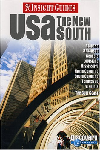 9789814120760: Insight Guides USA the New South