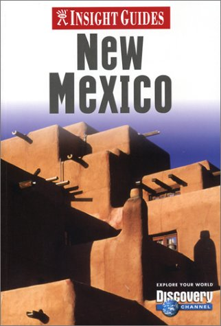9789814120777: Insight Guides New Mexico