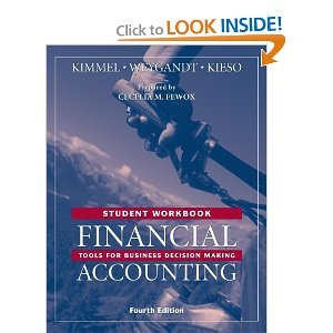 Financial Accounting 4th Edition: Weygandt Kieso Kimmel