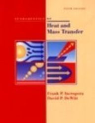 Fundamentals of Heat and Mass Transfer: Incropera, DeWitt