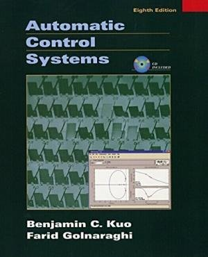 9789814126724: Automatic Control Systems, 8th ed. (With CD ROM)