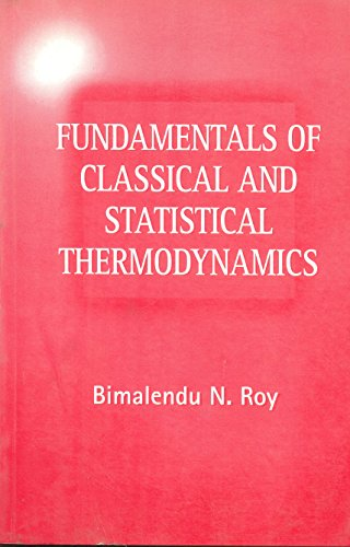 9789814126977: Fundamentals of Classical & Statistical Thermodynamics