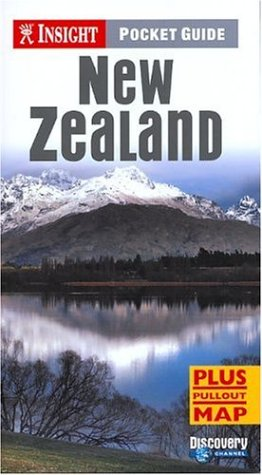 9789814137089: New Zealand (Insight Pocket Guides)
