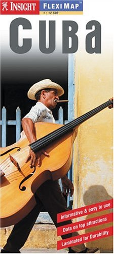 9789814137218: Cuba Insight Fleximap (Fleximaps)