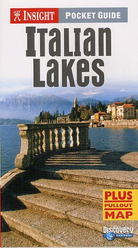 9789814137461: Italian Lakes Insight Pocket Guide