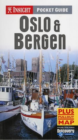 Oslo and Bergen Insight Pocket Guide (Insight Pocket Guides): TAYLOR-WILKIE, DOOREN