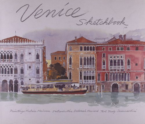 9789814155083: Venice Sketchbook (Sketchbooks) [Idioma Inglés]