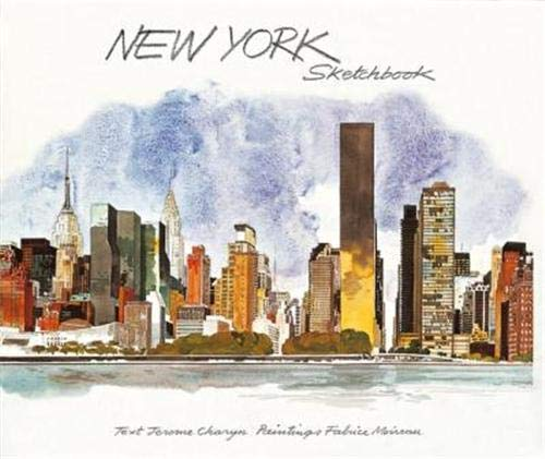 9789814155373: New York Sketchbook (Sketchbooks)